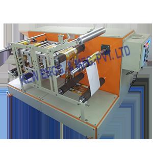 Winding Rewinding Machine With Thermal Transfer Overprinter (TTO)