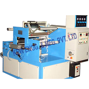 High Speed Doctoring Rewinding Machine