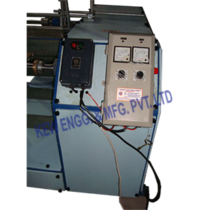Repairing & Servicing of Control Panel for Doctoring Rewinding Machine