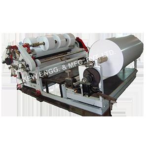 Fax Roll Paper Slitter Rewinder