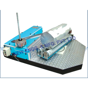 Jumbo Roll Wrapping Machine