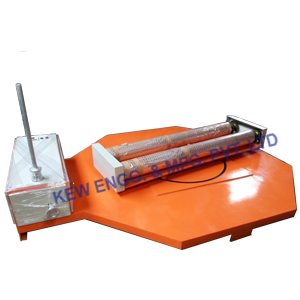 Heavy Duty Roll Wrapping Machine