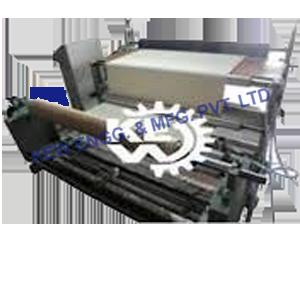 Unwinder Rewinder with Web Guiding System