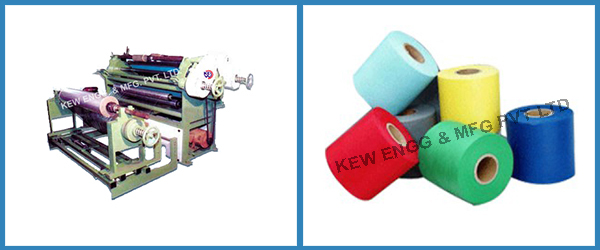 Metallizable Sandwich Lamination Film Slitter Rewinder Machine