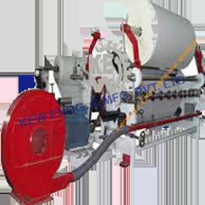 HDPE Slitter Rewinder